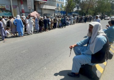 Chaotic US withdrawal likely to 'collapse' Afghanistan's economy