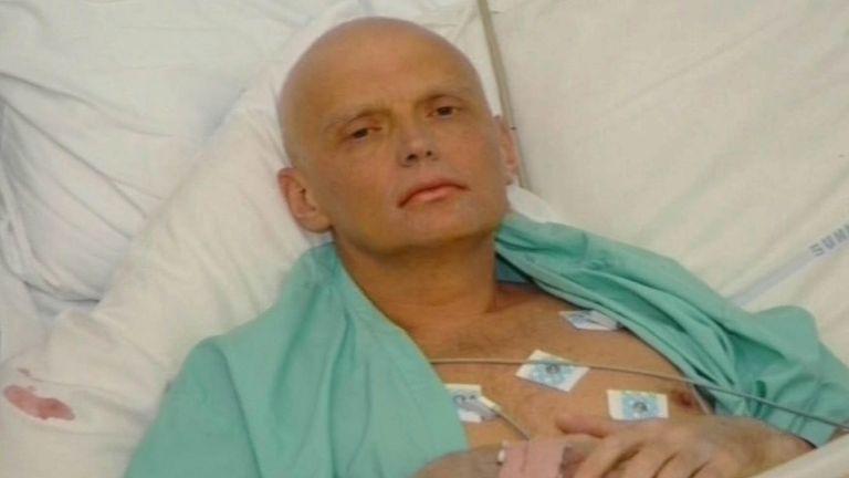 Top European court agrees Russia behind Litvinenko murder