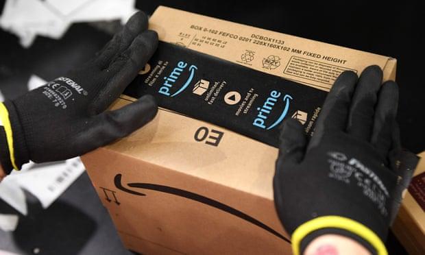 Amazon UK arm pays £3.8m more corporation tax despite £1.9bn sales rise