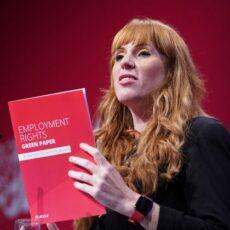 'It's Street Language' – Angela Rayner Defends Calling Tories 'Scum'