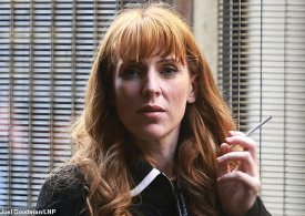Labour frontbencher suggests Angela Rayner had been DRINKING when she made 'Tory scum' jibe
