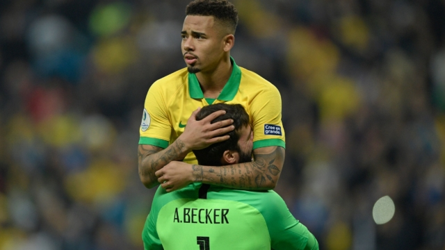 Why Ederson, Alisson and Gabriel Jesus are banned this weekend – full list of Premier League players affected
