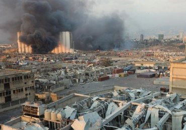 Suspension of judge in Beirut port blast brings investigations back to square one