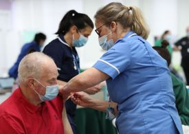 Breaking: Over-50s among those to be offered booster jabs from next week