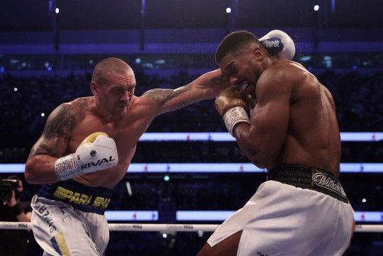 Tyson Fury sends message to Anthony Joshua after title defeat and passes on advice over Oleksandr Usyk rematch