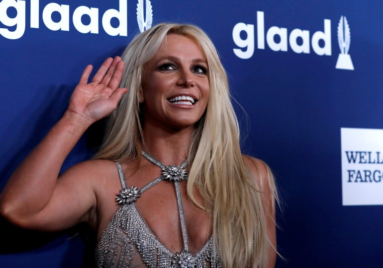 Britney Spears' father suspended from conservatorship in victory for singer
