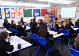 School Covid absences plunge after classroom bubbles axed, with 122,500 pupils off compared to 1m in July peak