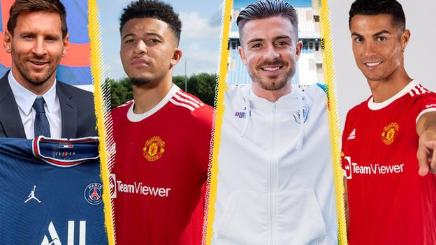 Transfer deadline day: Premier League spending tops £1bn but is down on previous year