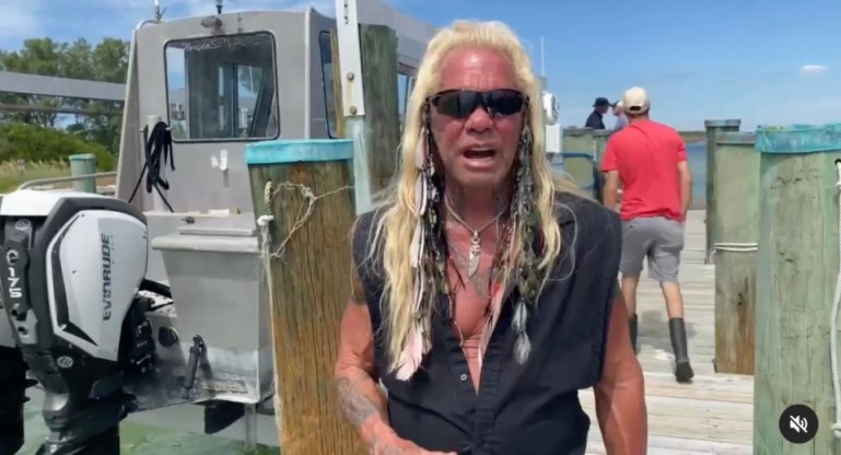 Dog the Bounty Hunter finds CAMPSITE in K9 hunt for Brian Laundrie near park where Gabby's fiance took trip with parents