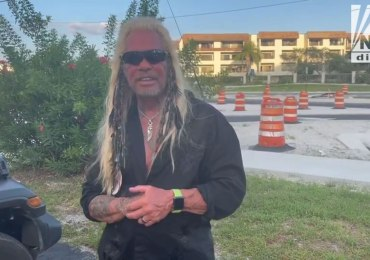 Brian Laundrie 'in a CANOE and going island to island' in Fort De Soto Park, Dog the Bounty Hunter claims after new tip