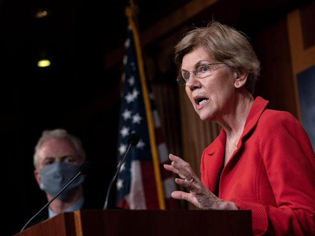 Elizabeth Warren says states need more power to rein in student-loan companies: 'They should face consequences'