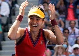 Emma Raducanu says 'something was off' before US Open win and injury still not healed