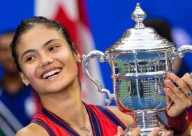 Andy Murray's mum makes Emma Raducanu request after 'incredible' US Open win