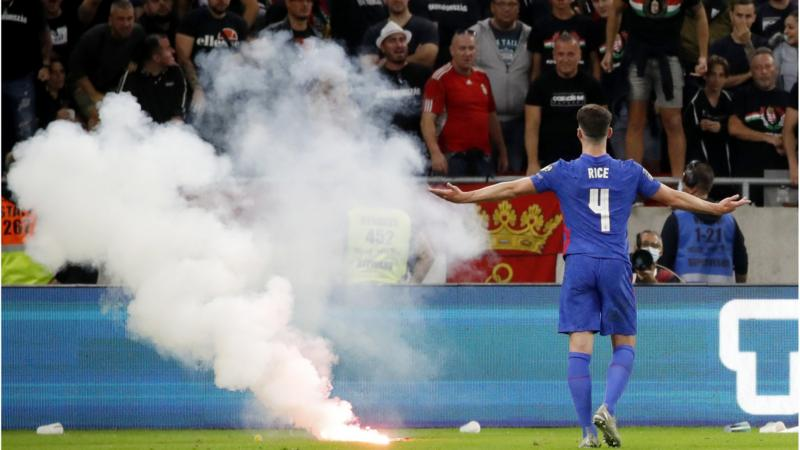 Hungary v England: Fifa investigates racist abuse aimed at England players