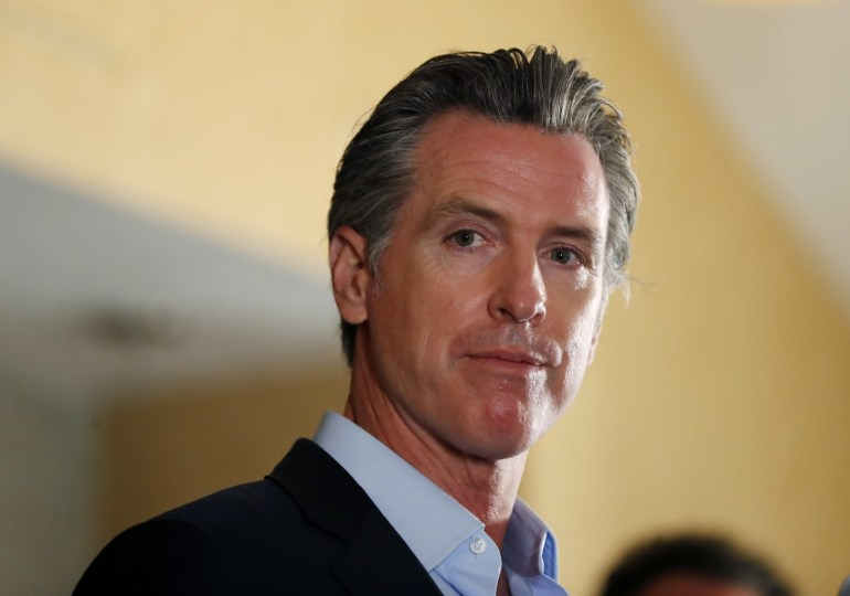 Gavin Newsom will remain California governor after handily defeating recall attempt