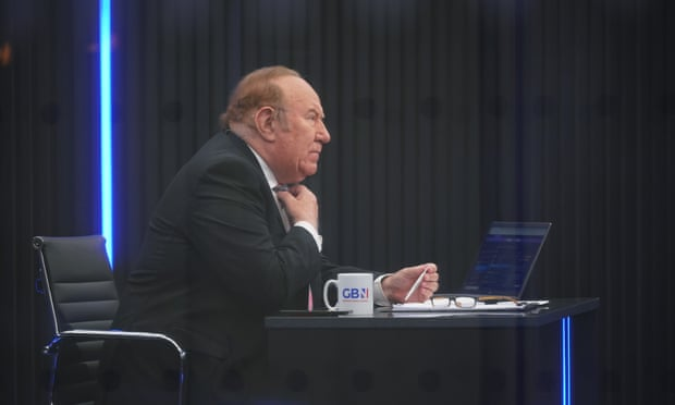 'I was a minority of one': Andrew Neil reveals why he quit GB News