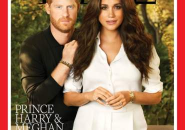 Duke and Duchess of Sussex are cover stars of Time's most influential list