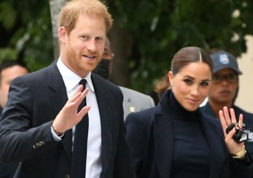 Meghan and Harry discuss Covid with US ambassador to the United Nations