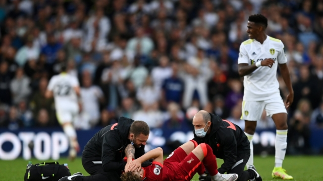 Harvey Elliott injury: Liverpool star 'overwhelmed by love and support' from fans after dislocating ankle