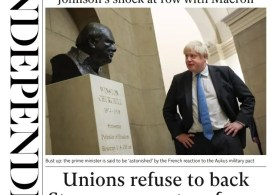 The Independent - 'Unions refuse to back Starmer'