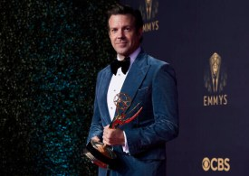 Emmys 2021: Ted Lasso and The Crown triumph while no actors of colour win