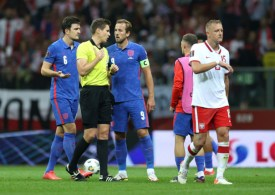 FA investigating the mysterious incident at the England vs Poland game