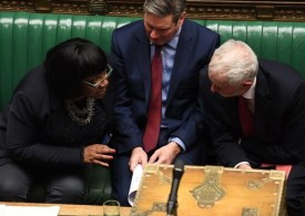 Diane Abbott rumbles Keir Starmer! Labour MP unveils unearthed picture to shame OWN leader