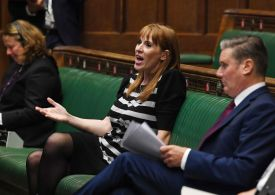 Labour won't win back its Red wall with Angela Rayner's red bawl
