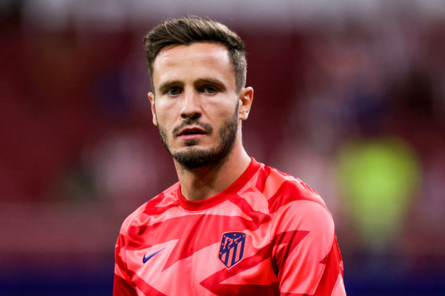 Deadline Day: Chelsea confirm loan signing of Atletico Madrid midfielder Saul Niguez