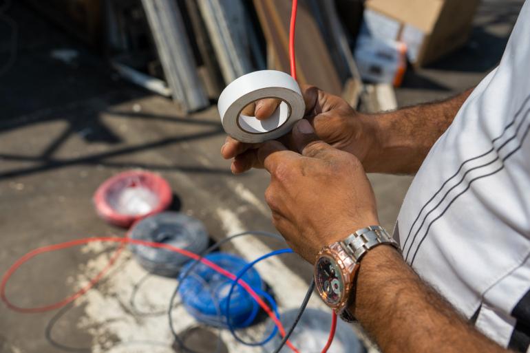 Solar 'boom' times as Lebanon's fossil fuels run dry