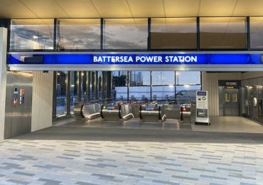 2 new tube stations open as part of Northern line extension