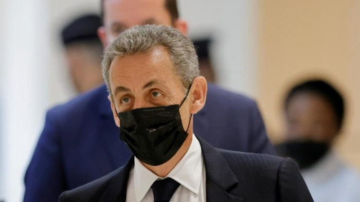 Former French president Sarkozy faces verdict in campaign finance trial