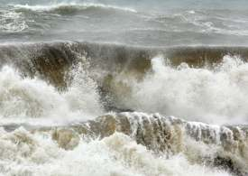 Nine drown in Mediterranean sea during French storms - 'A dramatic day'