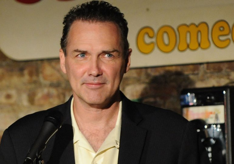 Saturday Night Live star Norm Macdonald dies aged 61 after nine year cancer battle