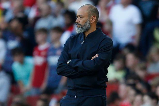 Tottenham boss Nuno Espirito Santo's change because of 'you're getting sacked' chants