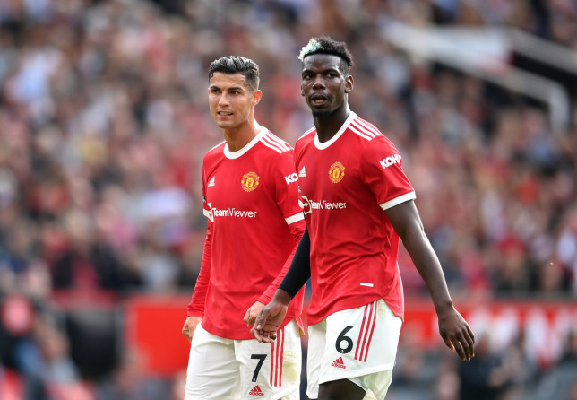 Paul Pogba considers U-turn over Manchester United future after Cristiano Ronaldo's return