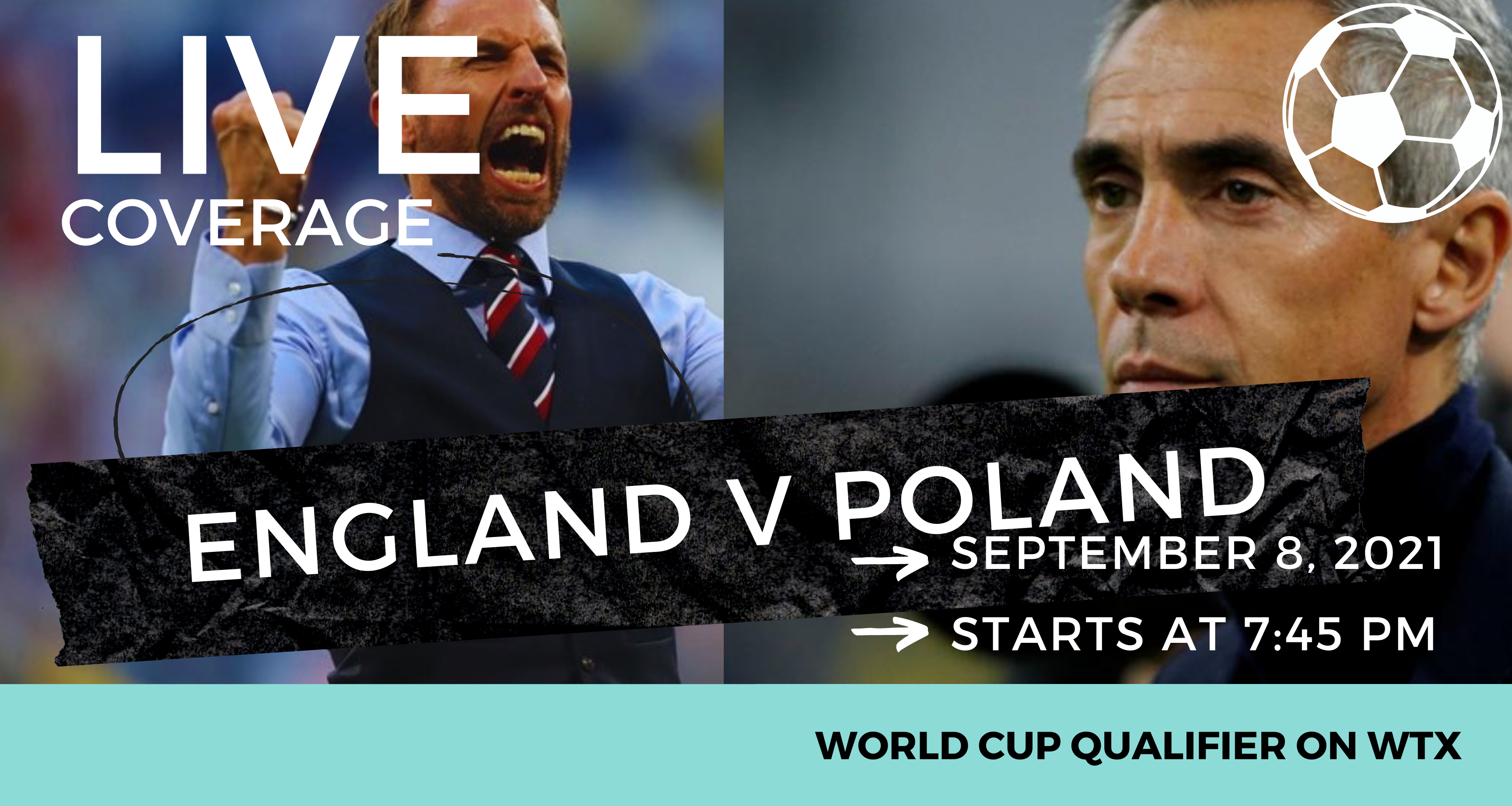 Is Poland vs England on TV? Kick-off time, channel and how to watch World Cup qualifier