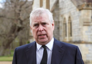 Prince Andrew formally served with papers in US sexual assault lawsuit