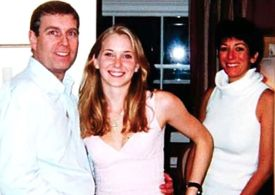 Should be held accountable! Virginia Giuffre's father demands Prince Andrew 'go to prison'