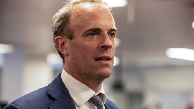 Dominic Raab blames military's 'wrong' intelligence for slow Afghanistan response