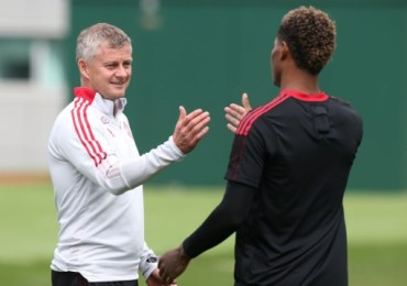Marcus Rashford issues positive injury update as he closes in on Manchester United return