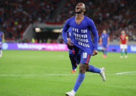 Raheem Sterling silences the racists as defiant England humble Hungary in Budapest