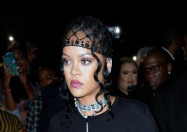 Rihanna Sparks A New Trend At Her Met Gala After-Party