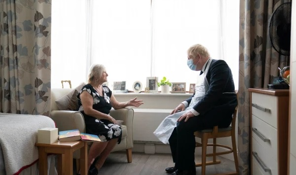 Social care reform: Boris Johnson refuses to rule out more tax hikes in £36bn tax hike gamble