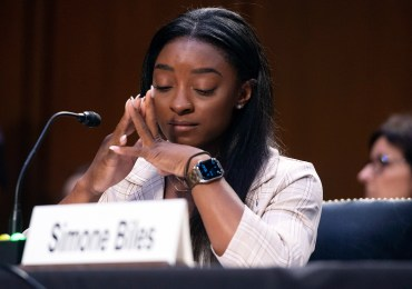 Top US gymnasts excoriate FBI for ignoring Nassar sex abuse