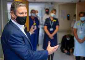 Pressure grows on Labour leader Keir Starmer to back tax on rich to pay for social care