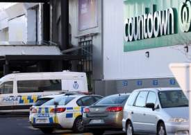 New Zealand shooting: man shot dead by police after 'terrorist attack' in Auckland that injured six