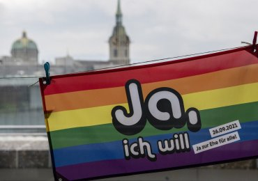 Switzerland approves same-sex marriage by a wide margin in referendum
