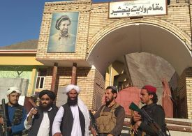 Taliban claims it now controls whole of Afghanistan 'after taking Panjshir province'