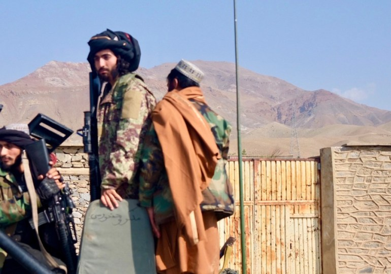 Taliban claims complete control of Afghanistan's Panjshir